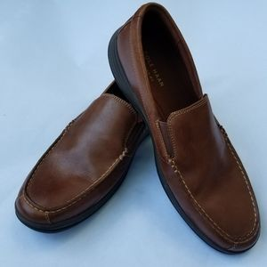 Cole Haan Brown Driving Loafers,  11
